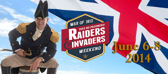 Raiders and Invaders