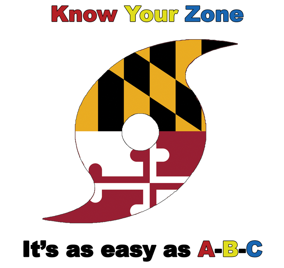 Know Your Zone Icon