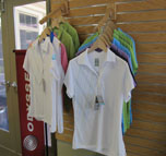 image of golf polo shirts