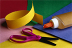 image of arts and crafts supplies