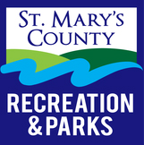 saint marys county recreation and parks logo banner