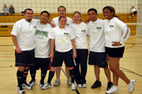 image of adult volleyball team