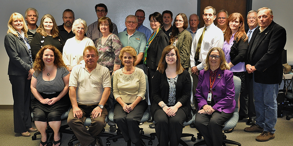 2016 Citizens Academy Class Photo