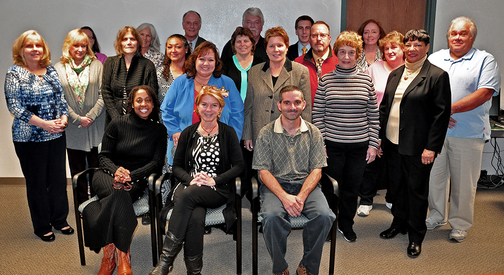 2015 Citizens Academy Class Photo
