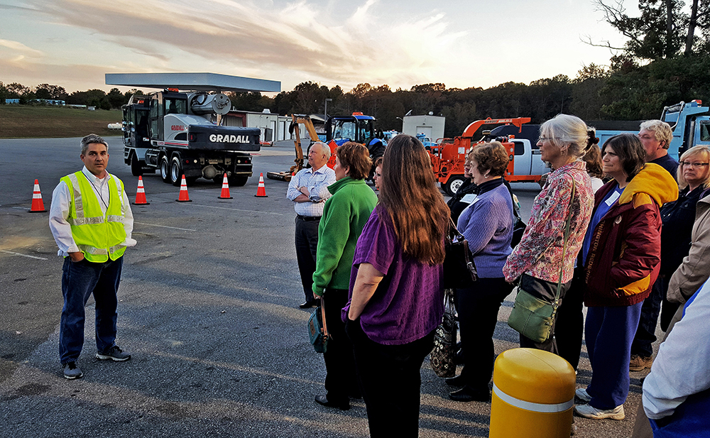 Citizens Academy Public Works & Transportation