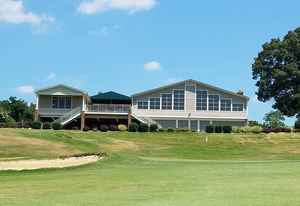 The Riverview Restaurant Clubhouse