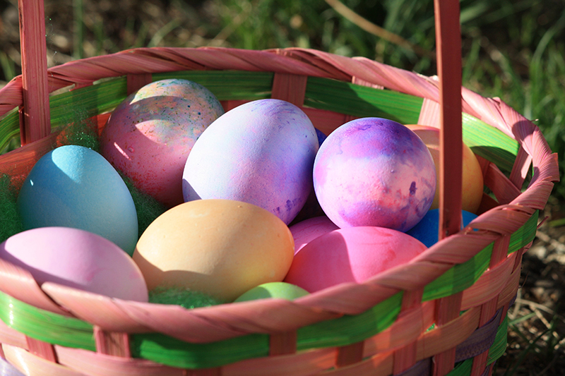 Easter Celebration Eggs