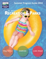 Recreation & Parks Program Guide Cover
